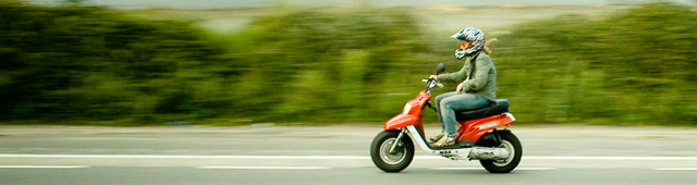 driving_scooter